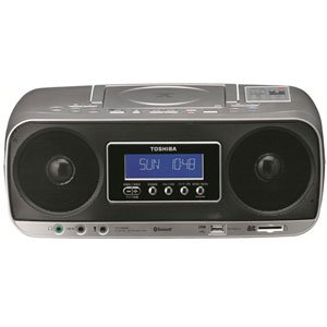 東芝 SD/USB/CDラジオ TOSHIBA TY-CWX80-S シルバー