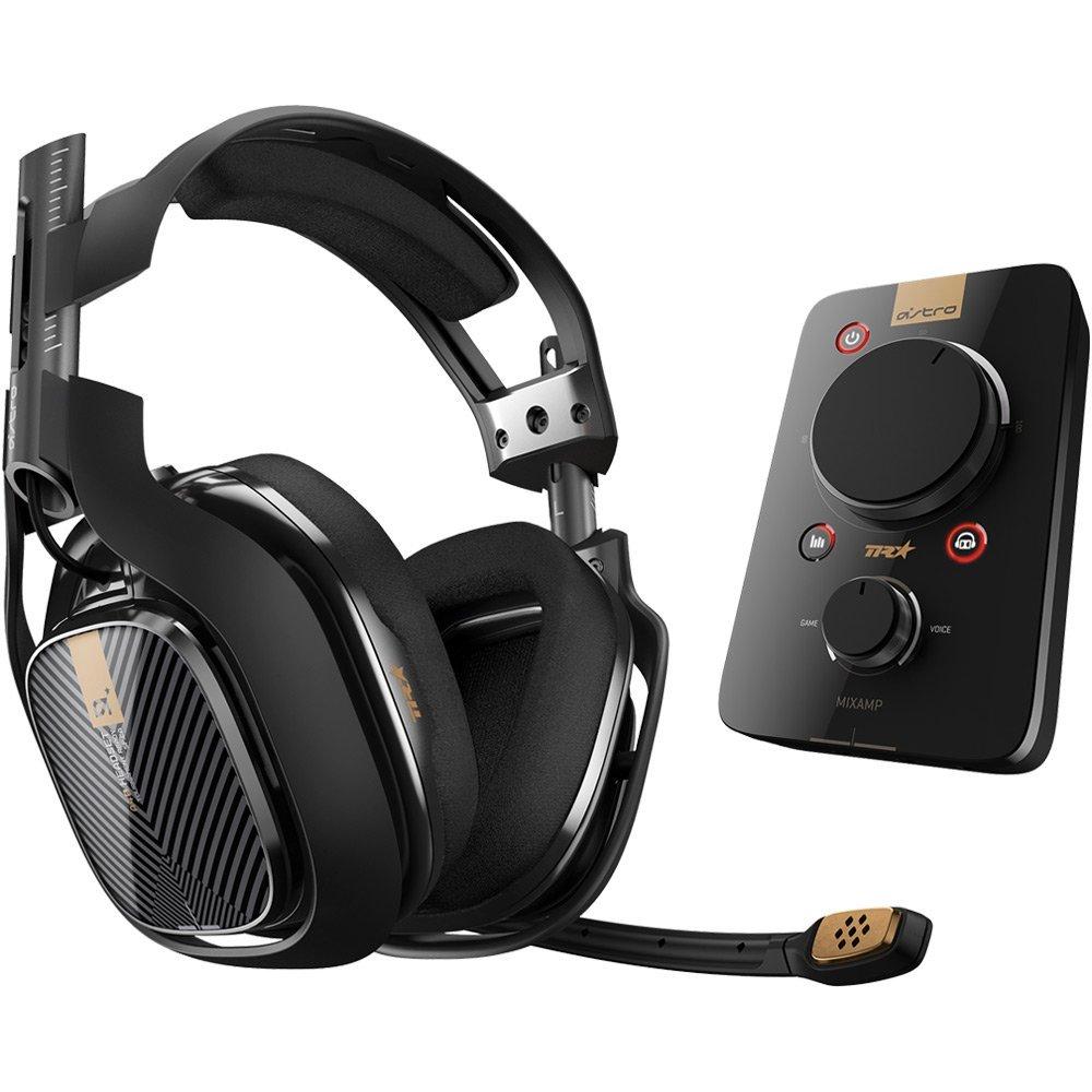 【最大1200円オフ限定クーポン配布中1月11日(金)09:59迄】Astro Gaming A40 TR + MIXAMP Pro TR アストロゲーミング 有線サラウンドサウンド ゲーミング・ヘッドセット PC/PS4/PS3対応 [並行輸入品]