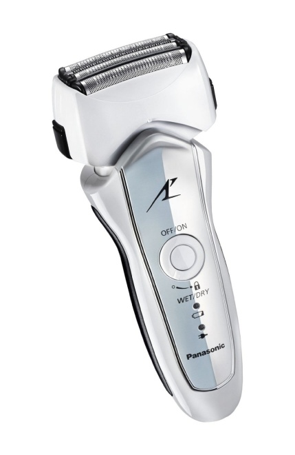 パナソニック ラムダッシュ メンズシェーバー 4枚刃 お風呂剃り可 白 ES-SF23-W【送料無料】
