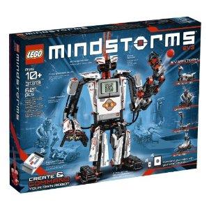 【3/25対象ショップ限定エントリーでPT最大20倍】レゴ マインドストーム EV3 31313 LEGO Mindstorms EV3 並行輸入品