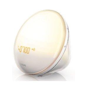 光療法・朝晩用に・有色タイプ フィリップス ・ウェイクアップライト Philips Wake-Up Light HF3520