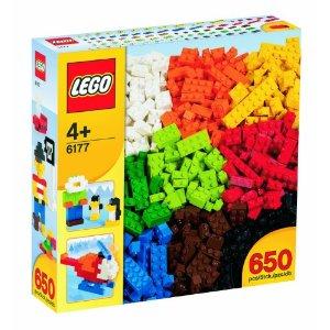 Lego レゴ 基本セット 基本ブロック (XL) 6177