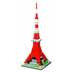 nanoblock 東京タワー Deluxe Edition NB-018
