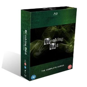 Breaking Bad-Complete Sesons 1-5 [Blu-ray] 輸入盤