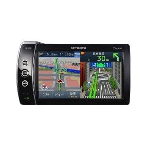 Pioneer carrozzeria ポータブルナビ 5.8V型ワイドVGAワンセグTV/microSD メモリー通信ナビゲーション AVIC-MP55