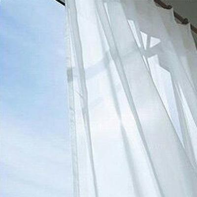 オーダーカーテン▼2倍ヒダ 形態安定加工 Wブライト▼UPF50+ボイルカーテンシリーズ