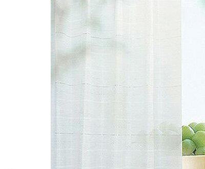 オーダーカーテン▼2倍ヒダ 形態安定加工 マイカ▼ ボイルレースカーテンシリーズ