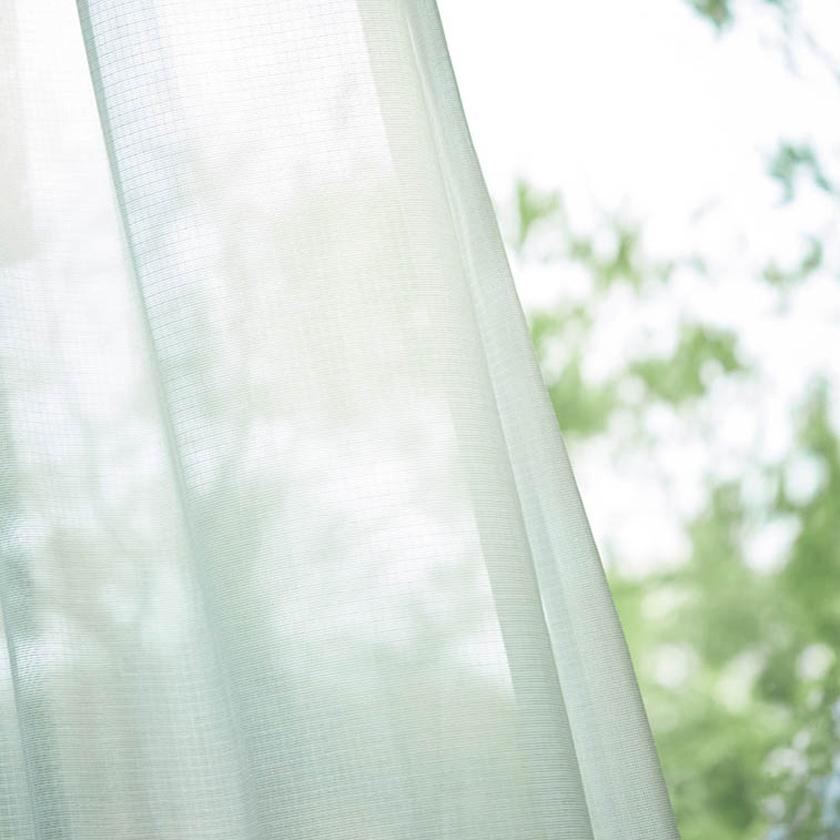 川島織物セルコン カーテン FELTA フェルタ▼スタンダード縫製(下部3ッ巻仕様)2倍ヒダ片開き▼ 【幅225~300×高さ381~400cm】FELTAシリーズ FT6101~6108