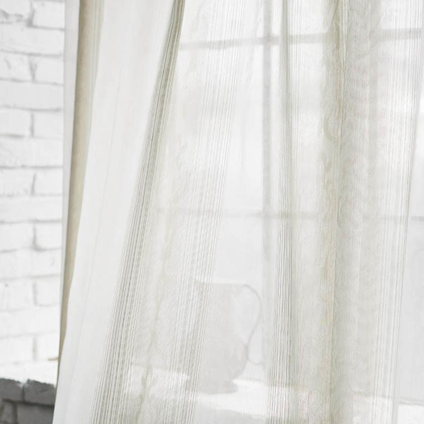 川島織物セルコン カーテン FELTA フェルタ▼ スタンダード縫製(裾ウェイトテープ仕様)フラット片開き▼ 【幅21~100×高さ161~180cm】FELTAシリーズ FT6653~6654