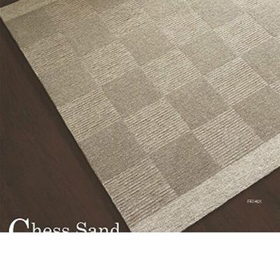 ラグ 川島織物セルコン▼ラグジュアリーラグ チェスサンド▼ Chess Sand 上質のウール Luxury Rug