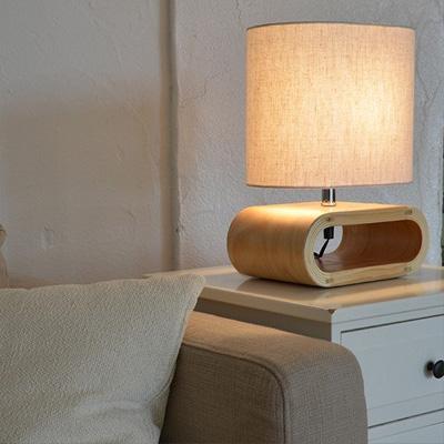 【送料無料】ELUX 照明 Lu Cerca▼エルックス UROS Table(ウロステーブル)1灯テーブルライト