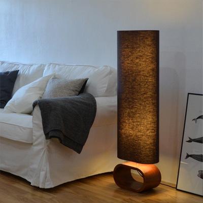【送料無料★ポイント10倍】ELUX 照明 Lu Cerca▼エルックス UROS Floor(ウロスフロア)2灯フロアライト
