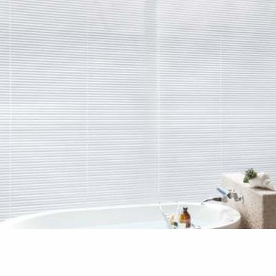 【送料無料】横型アルミブラインド 15mmスラット 浴室用▼セレーノオアシス15 テンションタイプ(つっぱり式)▼ ニチベイ ベーシック