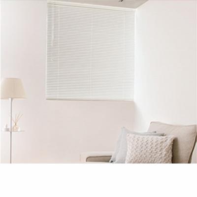【送料無料】遮熱 横型アルミブラインド 25mmスラット▼水回り窓用 つっぱり式 セレーノ25▼ ニチベイ 国産 オーダー 耐湿 素材 安い 安価 お買い得 上品質