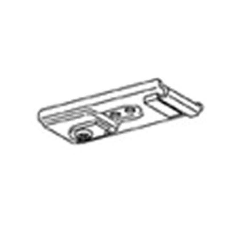 ニチベイ アルペジオ オプション 部品 センターレーススタイル 本体と同時購入用 驚きの値段 ツーループコード式用ブラケット 人気商品 3個入 天井付用