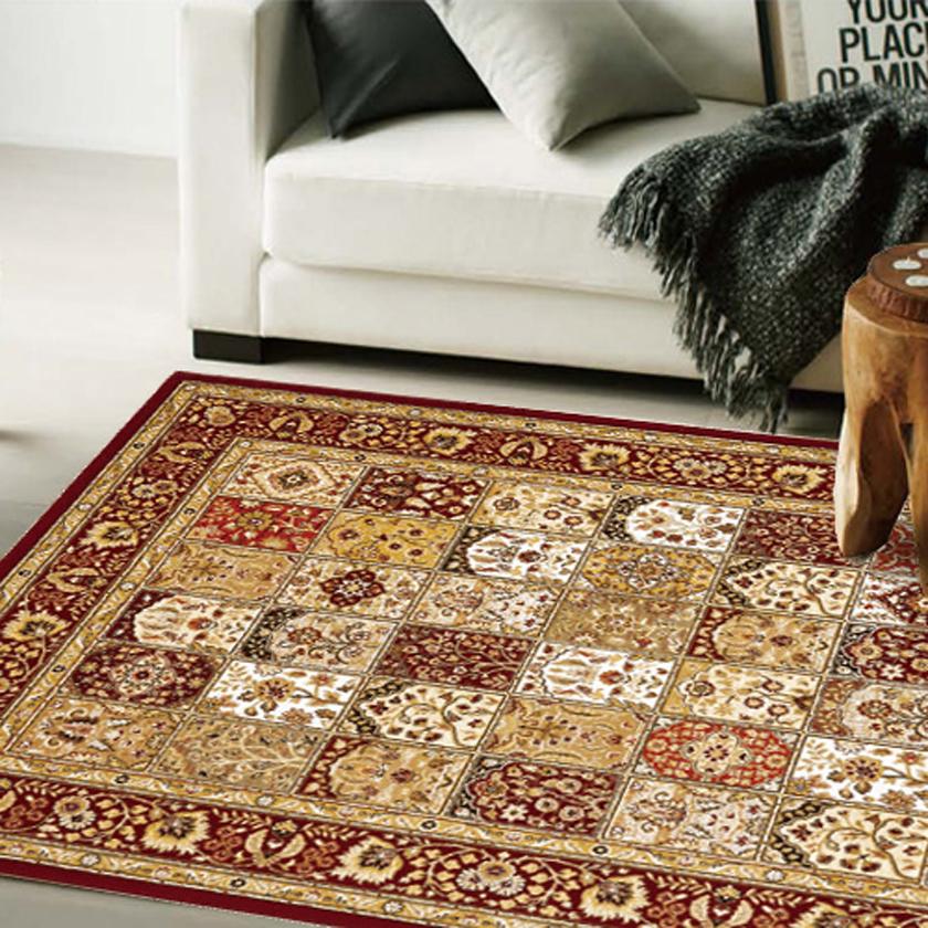 ▼ラグ マット 200×290cm NOBILITY6530 ノビリティ▼スミノエ World Carpet COLLECTION