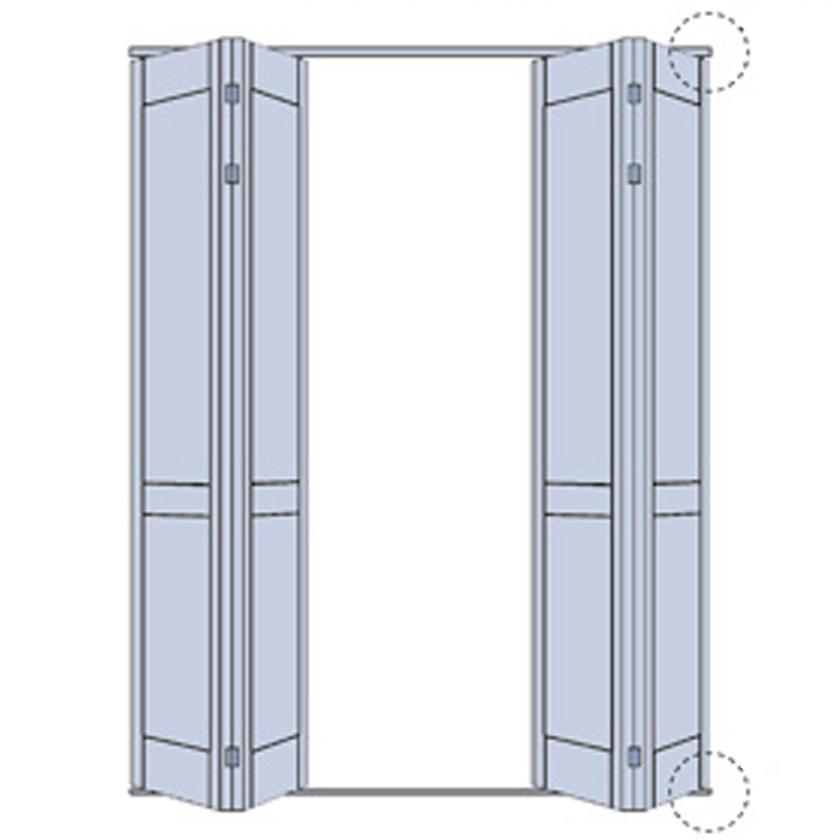 タチカワブラインド プレイス用 オプション ランナー固定部品セット パネル複数枚 現金特価 対応:折戸格納折戸出入り 購買 プレイス本体と同時購入用 2~4組