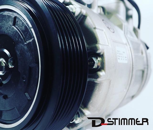 【在庫残り1点!】BMW 優良品エアコンコンプレッサークラッチ・O-リング付 オイル入り新品1シリーズ/E82・E87・E883シリーズ/E90・E91・E92・E93OE番号:64526956716