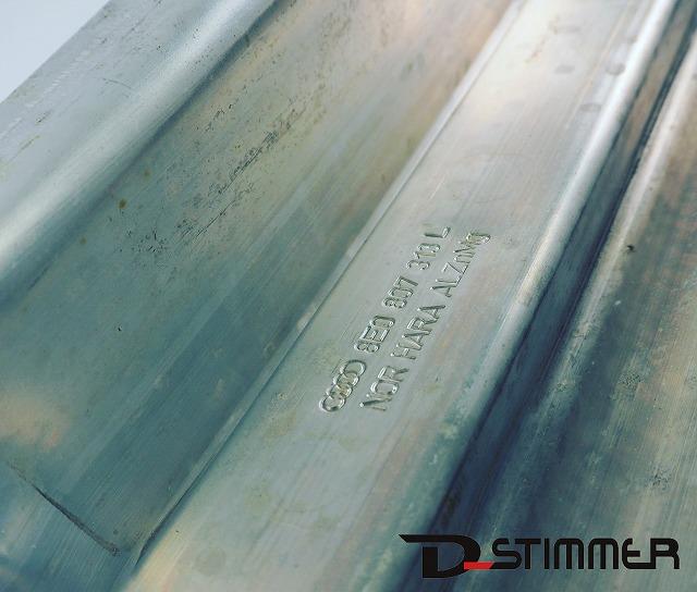 AUDIリアバンパーホースメント(純正品・新品)AUDI A4(8E型)純正番号:8E0807313L
