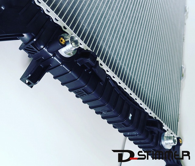 AUDI 優良品BEHR-HELLA製 ラジエターA4(8K型)OE番号:8K0121251AJ