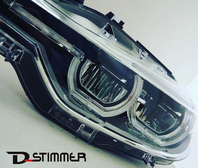 BMW ビーエムダブリューLED ヘッドライト 左側(純正品・新品)3シリーズ/F30・F31純正番号:63117419631