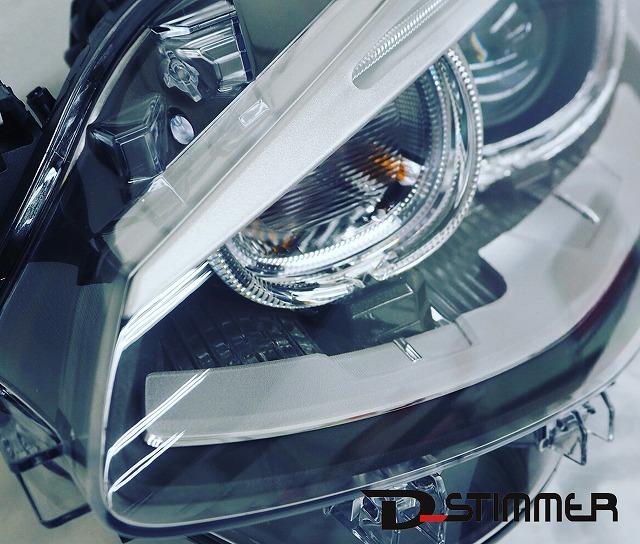 BMWヘッドランプユニット左側(純正品・新品)1シリーズ/F20,F21純正番号:63117296911