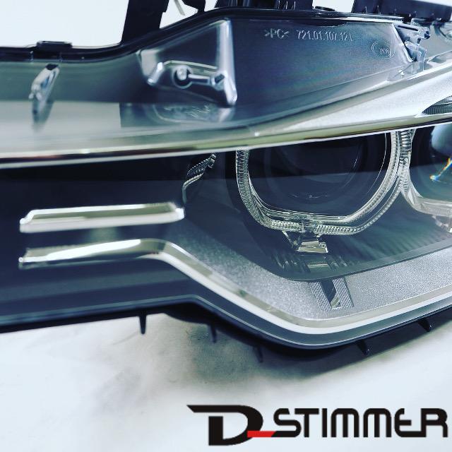 BMW 優良品ZKW製 バイキセノンヘッドランプ 左側3シリーズ/F30 F31OE番号:63117338699