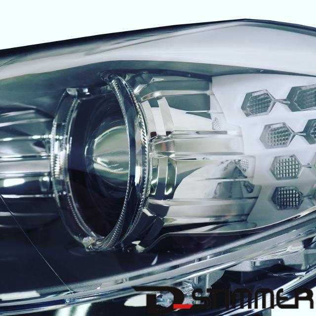 BMW 優良品HELLA製 バイキセノンヘッドランプ 右側5シリーズ/F10 F11 ※前期型用OE番号:63117271906
