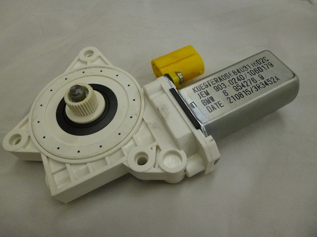 OPC BMWBMWMINI ミニ mini R50、R52、R53 P/W パワーウインドウ BMWMINI R50、R52、R53 後期用純正品 右 パワーウインドモーターOE番号:67626954276
