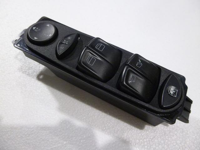 Mercedes-Benz 純正品 Vクラス VIANO (W639) フロント パワーウインドスイッチ 運転席側 6395451313