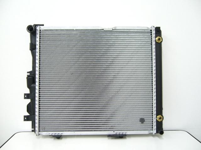 ベンツ Eクラス300E W124 E280 E320 6気筒エンジン ラジエター 優良品(社外品)Mercedes-Benz(メルセデス・ベンツ) OE番号:1245009003、1245002402