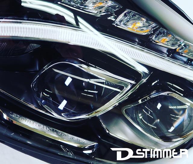 Mercedes-BenzLEDヘッドランプ左側(純正品・新品)W205/Cクラス純正番号:2059068102