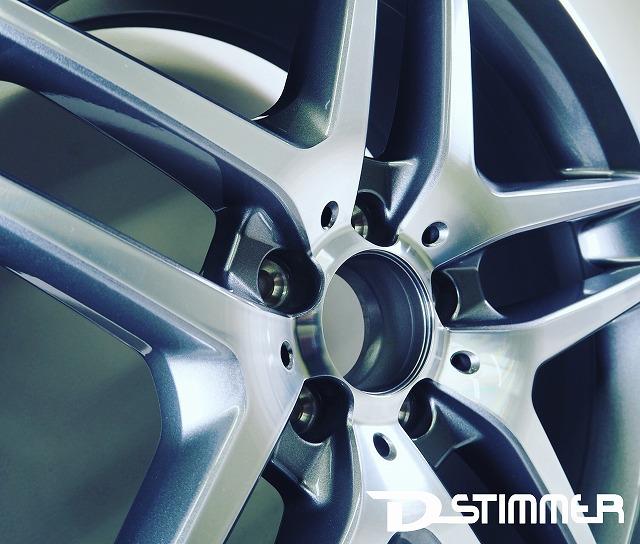 Mercedes-Benzアルミホイール(純正品・新品)W222,R217,C217/Sクラス AMG8.5Jx19インチ H2 ET38純正番号:2224010000647X21