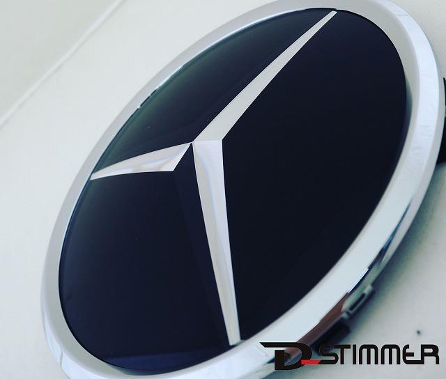 Mercedes-Benz(メルセデスベンツ)フロントエンブレム(純正品・新品)W205/Cクラス W218/CLSクラス純正番号:0008880011
