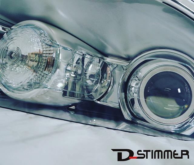 Volkswagenヘッドランプ右側(純正品・新品)TOUAREG(7L型)純正番号:7L6941040D
