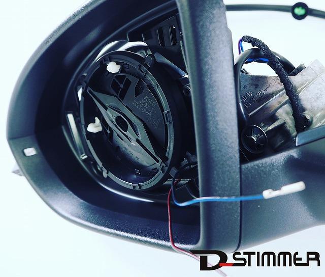 Volkswagen(フォルクスワーゲン)ドアミラーハウジング(純正品・新品)GOLF7純正番号:5G2857507CA9B9