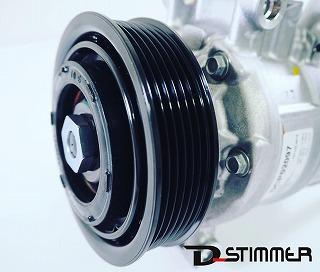 Volkswagen(フォルクスワーゲン)優良品DENSO製エアコンコンプレッサーA4などOE番号:8T0260805N