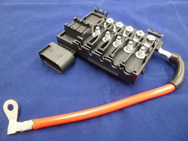 Volkswagenヒューズホルダーハーネス配線タイプ(純正 新品)1C0937617