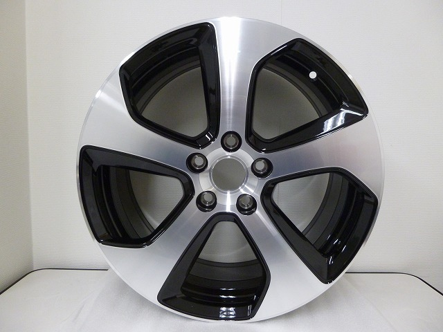 Volkswagen純正 新品 GOLF7 GTI 18インチ アルミホイール