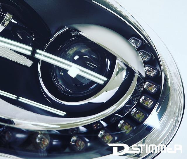 Volkswagenキセノンヘッドランプ左側(純正品・新品)The Beetle ※右ハンドル車用純正番号:5C2941031A