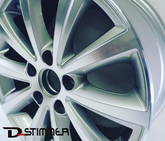 Volkswagen(フォルクスワーゲン)純正品アルミホイールTOURANOE番号:1T0601025S8Z8