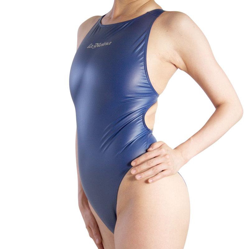 三是抑制投机性 (lalaine) 垫的橡胶材料游泳泳衣正常回