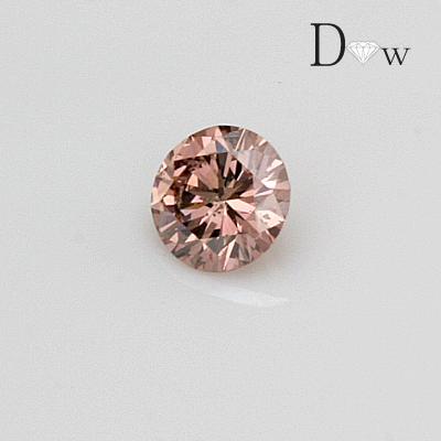 割引 AGTジェムラボラトリー鑑定書付き ピンクダイヤモンド 0.586ct, 小野東風軒 255974cd