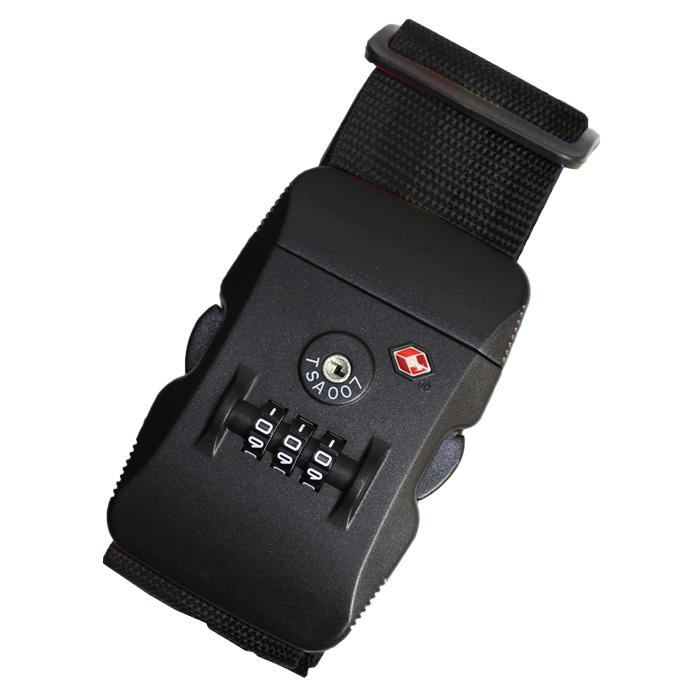爆安 あす楽 旅行用品 永遠の定番モデル トラベルグッズ TSAロック スーツケースベルト TSA搭載 安心を 旅行の安全 送料無料 単品