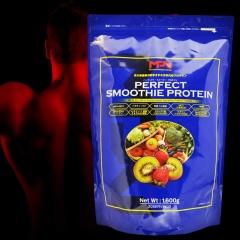 【送料無料】即納できます! MPN パーフェクトスムージープロテイン ストロベリー&キウイフレーバー 1.6kg エムピーエヌ PERFECT SMOOTHIE PROTEIN 筋トレ・ウエイトトレーニング・筋量UP・ダイエット・食事管理に