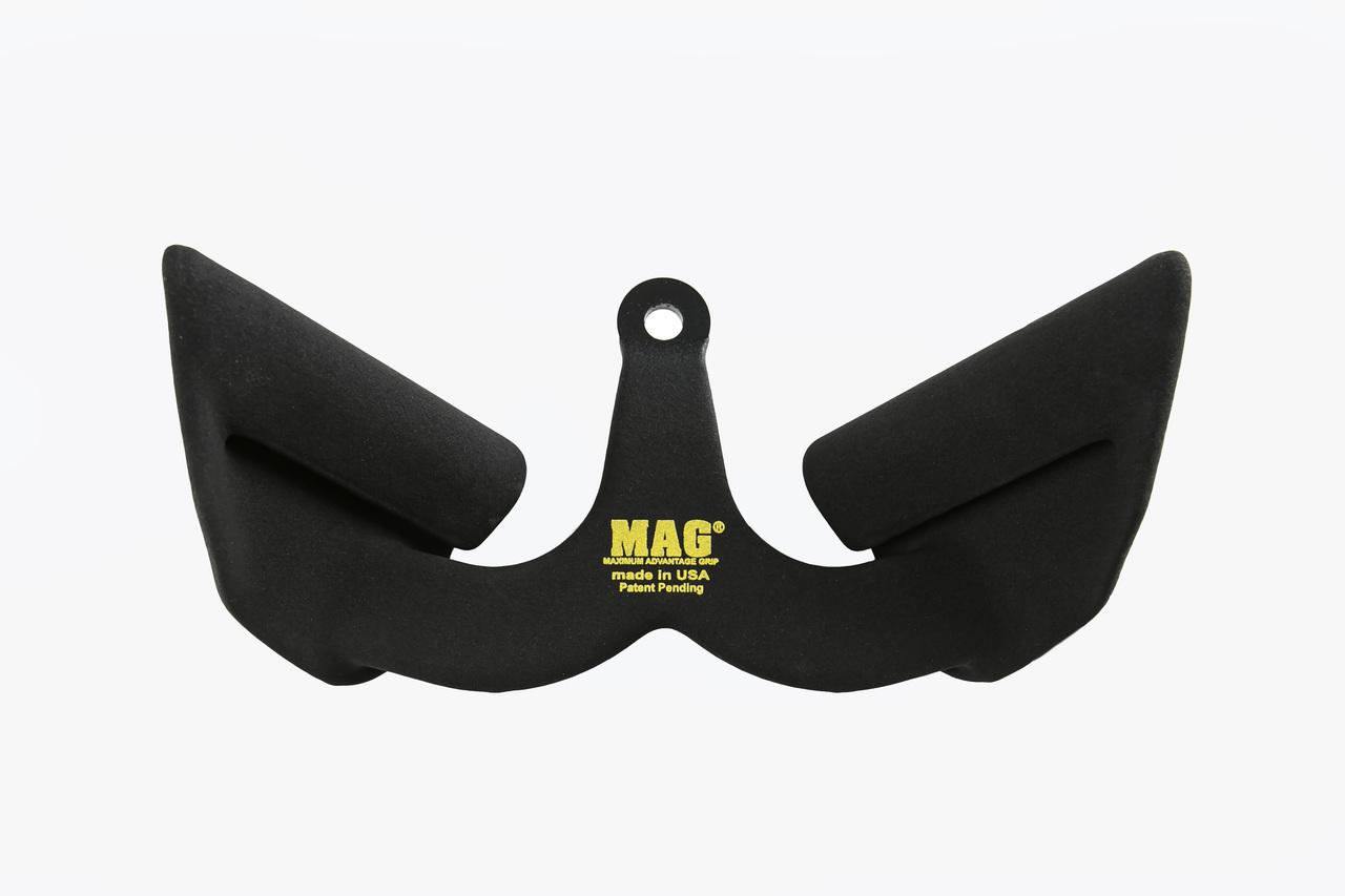 マググリップ ナロータイプ MAG アンダーグリップ ケーブルマシン用 アタッチメント mag スピネート 外旋 ラットプルダウン ケーブルロー だっちょん先生 筋トレ ウエイトトレーニング 背中のトレーニング ボディビル フィジーク バルクアップ 減量 ダイエット