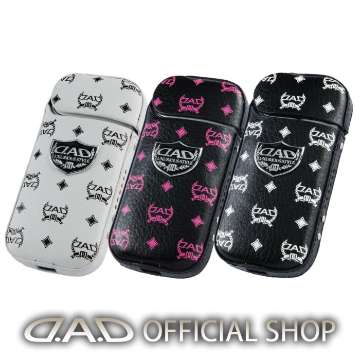 D.A.D iQOS(アイコス)カバー タイプ ディルス GARSON ギャルソン DAD
