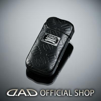 D.A.D iQOS(アイコス)カバー タイプモノグラムレザー【HA426】 GARSON ギャルソン DAD