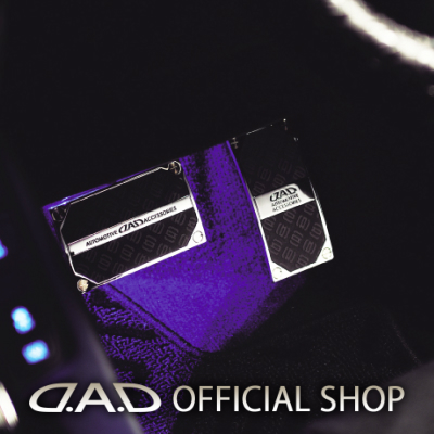 DAD ギャルソン D.A.D ペダル タイプ モノグラム 【HA470】Sサイズ(アクセル&ブレーキ) GARSON