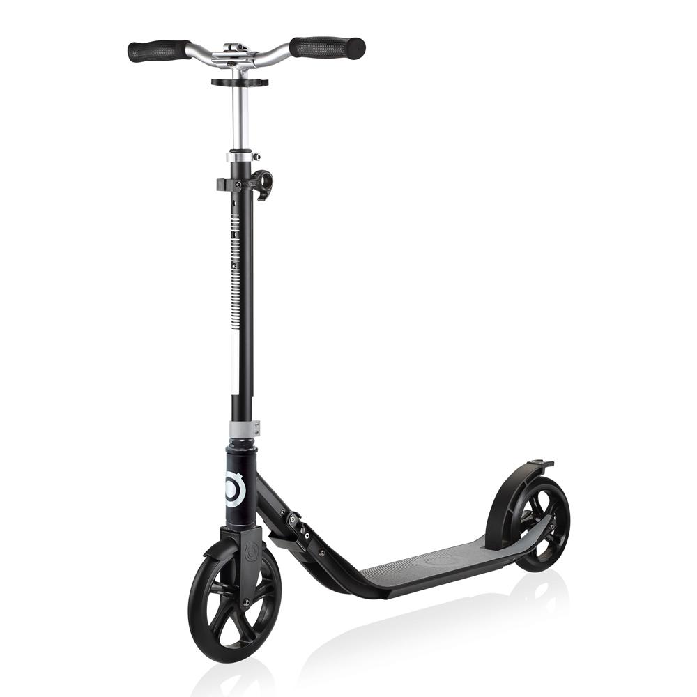 GLOBBER グロッバー ワンNL205-180 | キックボード ブレーキ付 2輪 フットブレーキ キックスクーター 乗用玩具 大人
